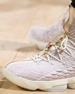 92c69f71ee69 LeBron James Christmas Shoes 2017 - Empire BBK