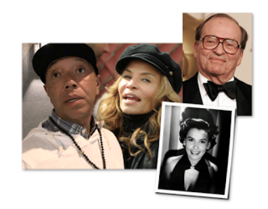 Lena Horne Granddaughter Sidney Lumet Daughter Jenny Russell Simmons