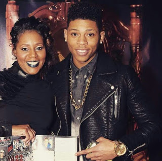 Bryshere Y. Gray Mother