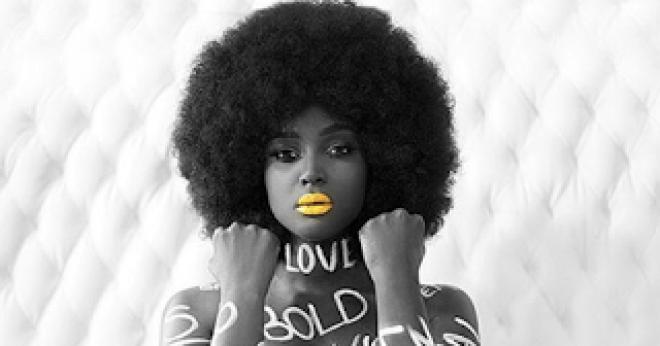 Amara La Negra Natural Afro