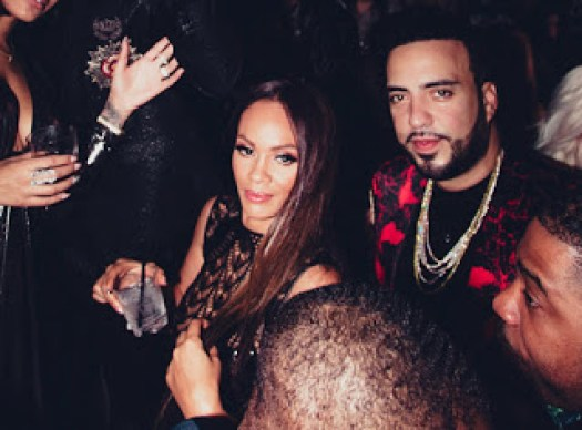 Evelyn Lozada French Montana