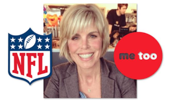 Jami Cantor NFL Network Stylist Marshall Faulk