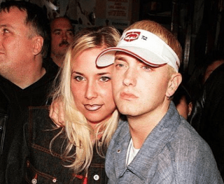 Kimberly Anne Scott Eminem Ex-Wife