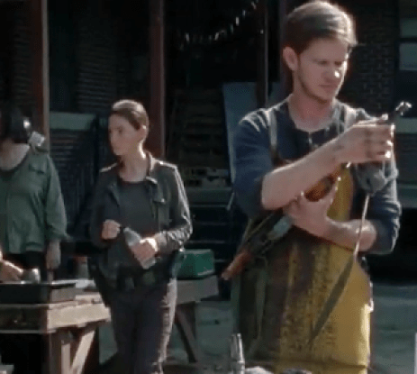 Lee Norris The Walking Dead