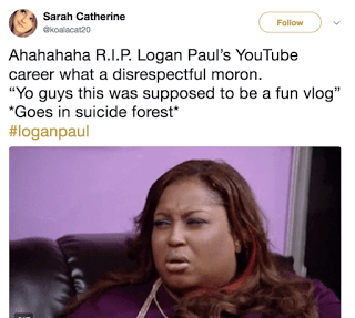 Logan Paul Memes Dead Body Suicide Forest