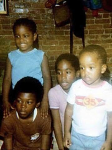 Tupac Sister Sekyiwa Shakur