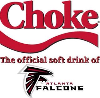 Atlanta Falcons Choke Memes
