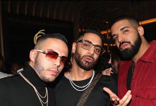 Eric Da Jeweler, Cans, Drake