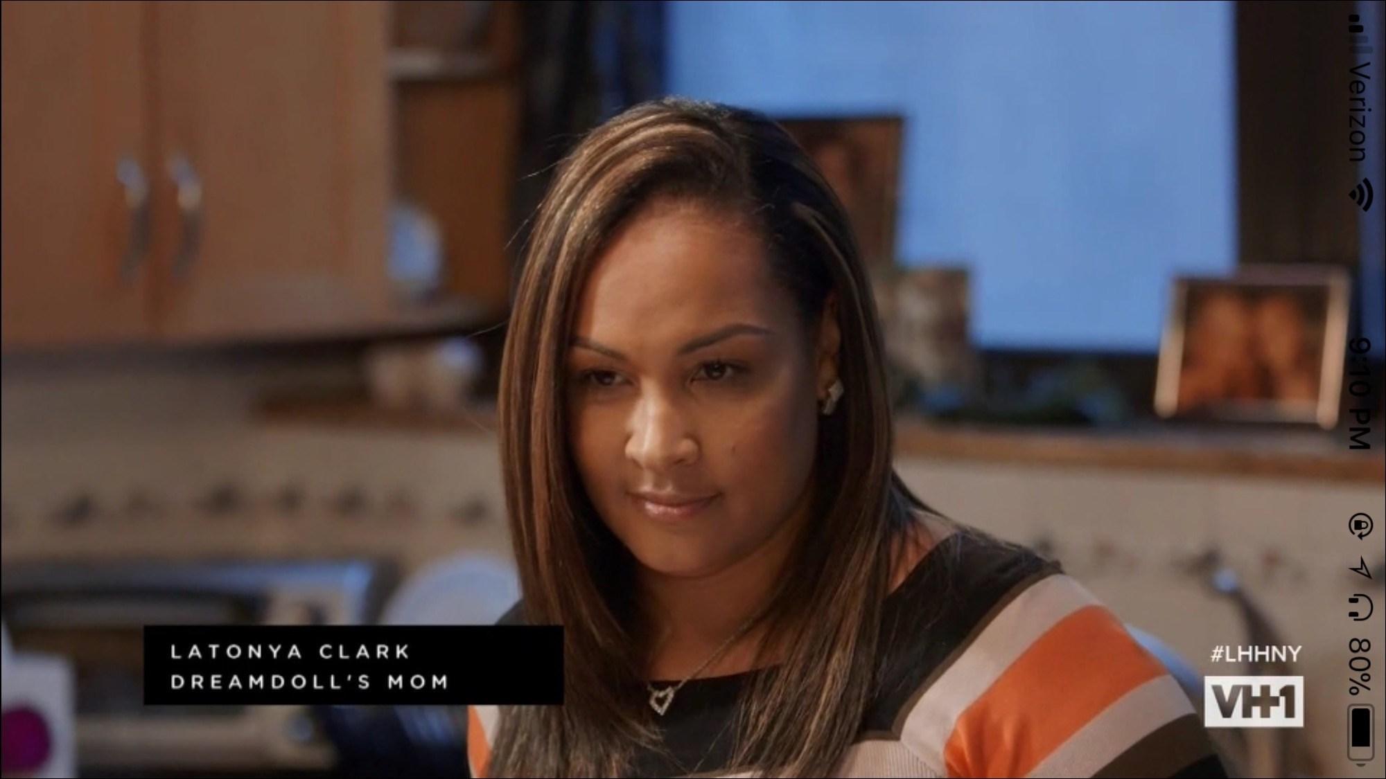 Latonya Clark Dream Doll Mom