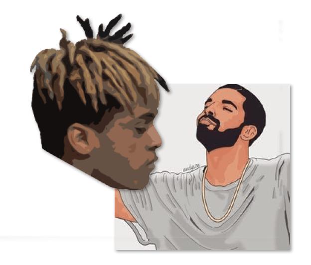 XXXTentacion Drake