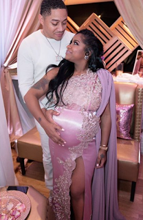 Robert Rushing And Toya Wright
