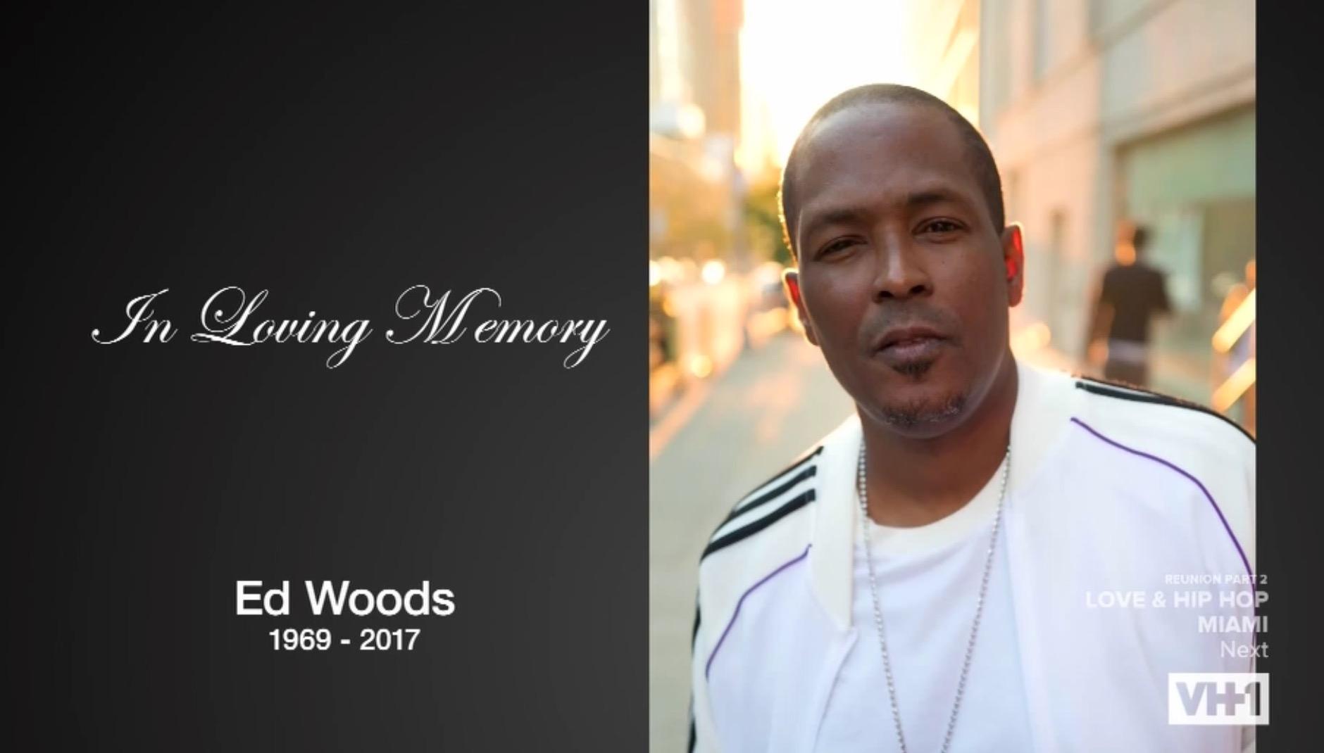 Ed Woods Death Hip Hop Lawyer