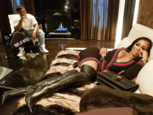 Sean Garrett Karlie Redd Love And Hip Hop Atlanta Season 7