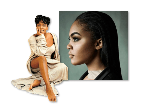 Anita Baker Beef China Anne McClain Mother