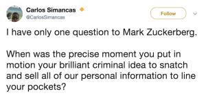 Mark Zuckerberg Testimony Memes Cambridge Analytica