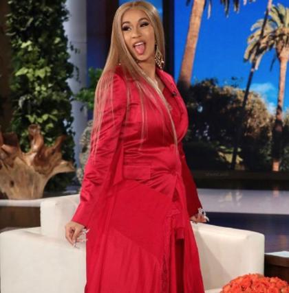 Cardi B On Ellen