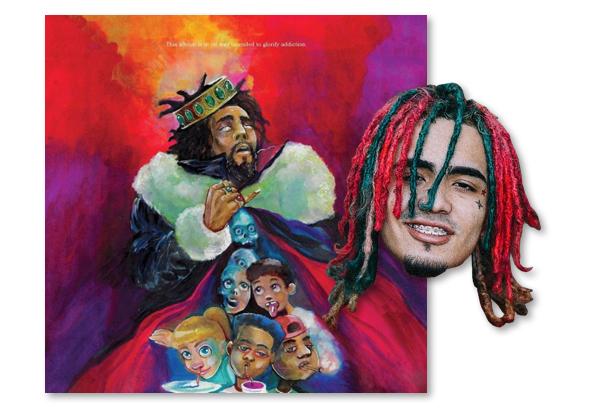 Who Dissed J. Cole? Rapper Lil Pump?