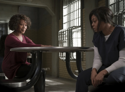 Who Plays Renee Cookie's Mother On Emipire? Alfre Woodard
