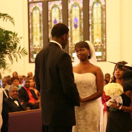 R. Jai And Andrew's Wedding