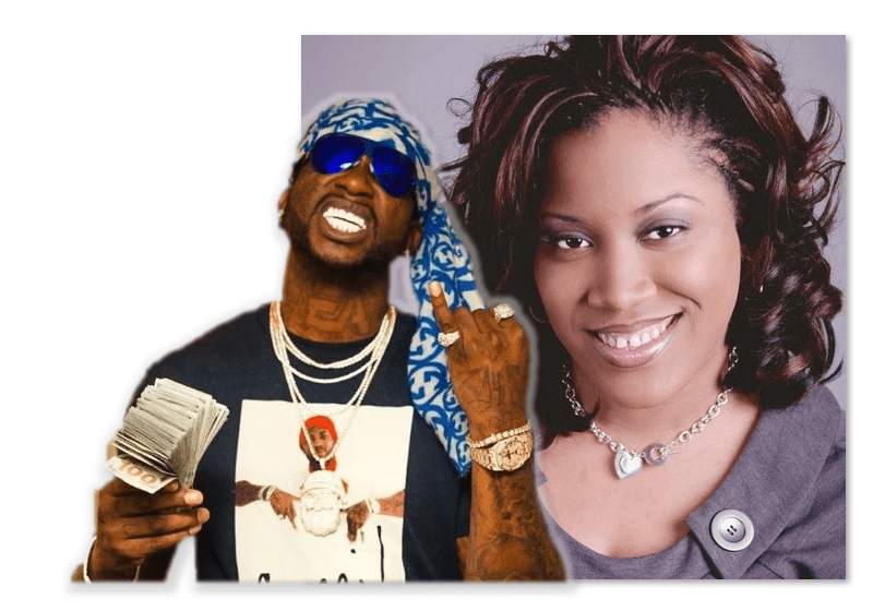 Gucci Mane Baby Mother Sheena Evans