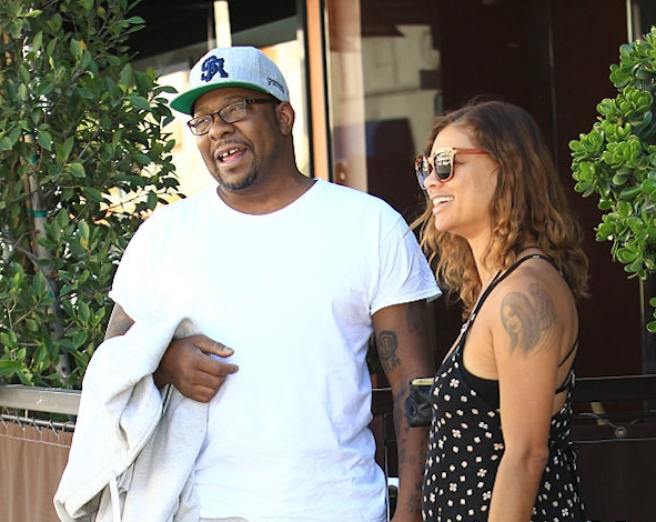 Alicia Etheredge Tattoo Bobby Brown Wife