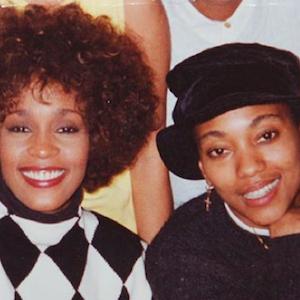 Robyn Crawford Whitney Houston