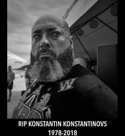 Konstantin Konstantinovs Death