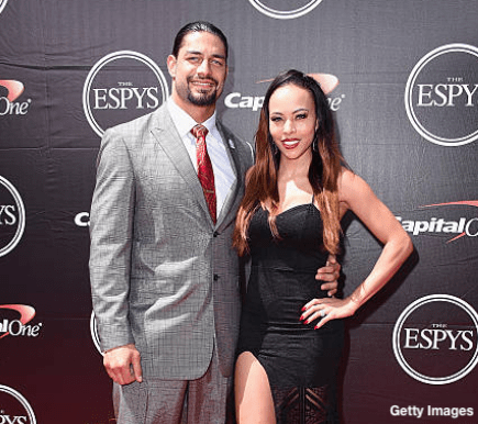 Roman Reigns Wife Galina Becker