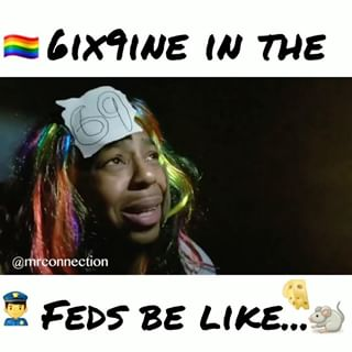 6IX9INE Prison Memes