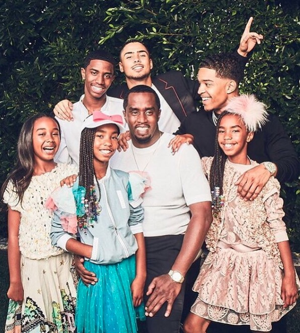 How Many Kids Does Diddy Have?