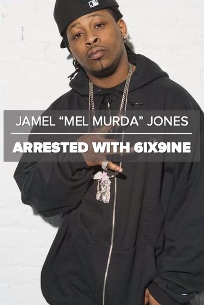 Jamel Mel Murda Jones