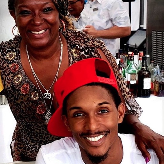 Lou Williams Mother