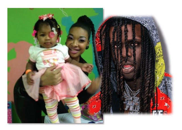 Chief Keef Baby Mama Erica Early