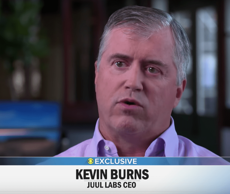 Kevin Burns Juul CEO Net Worth