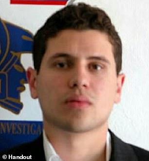 Iván Archivaldo Guzmán Salazar, El Chapo's Son