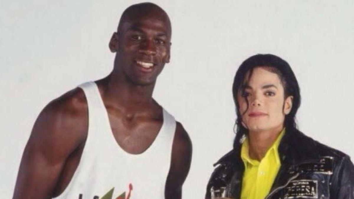 Michael Jordan Michael Jackson
