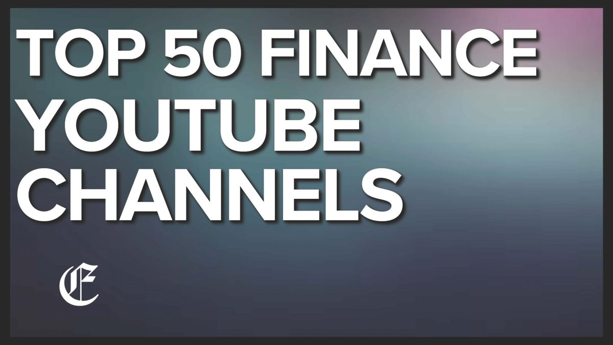 Top 50 Finance YouTube Channels