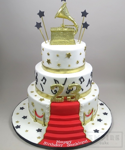 Music Archives Empire Cake