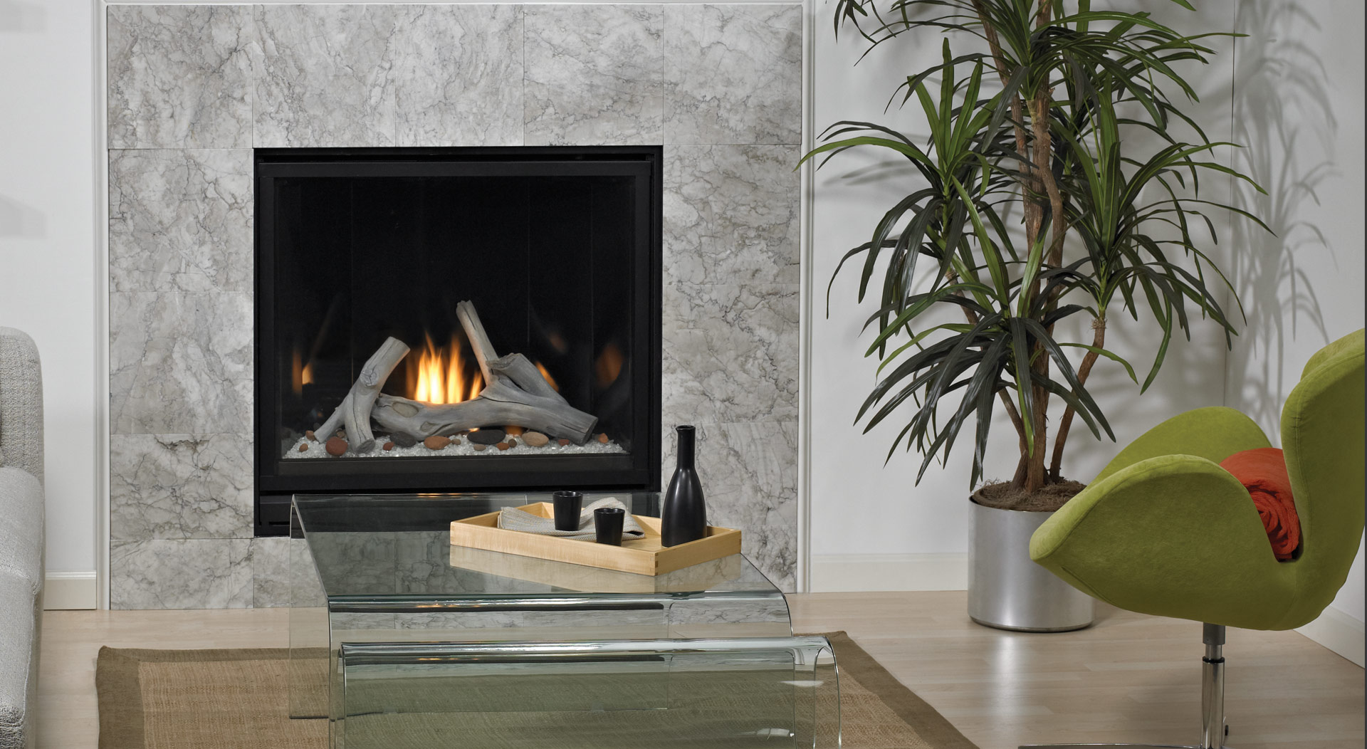 How To Install Gas Logs In A Mobile Home Fireplace