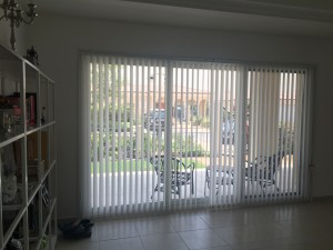 vertical blinds in dubai with instalation custom made