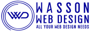 Wasson Web Design Logo