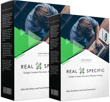 Real Specific Review - Boost Traffic and Engagement - Box Cover