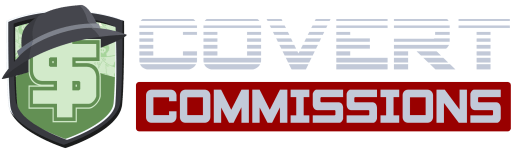 Covert Commissions Review 2018 - Covert Commissions Logo