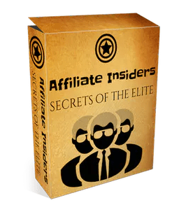 Affiliate Insiders Review * STOP Don't Buy This Without MY EXCLUSIVE BONUSES! *