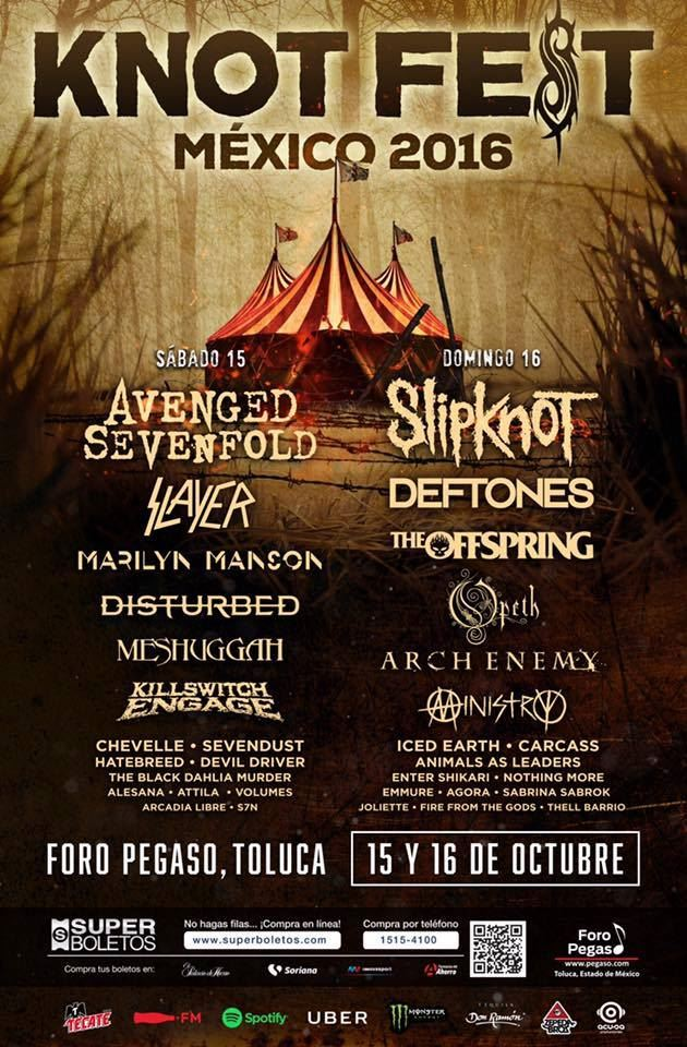 knotfestmexico2016poster