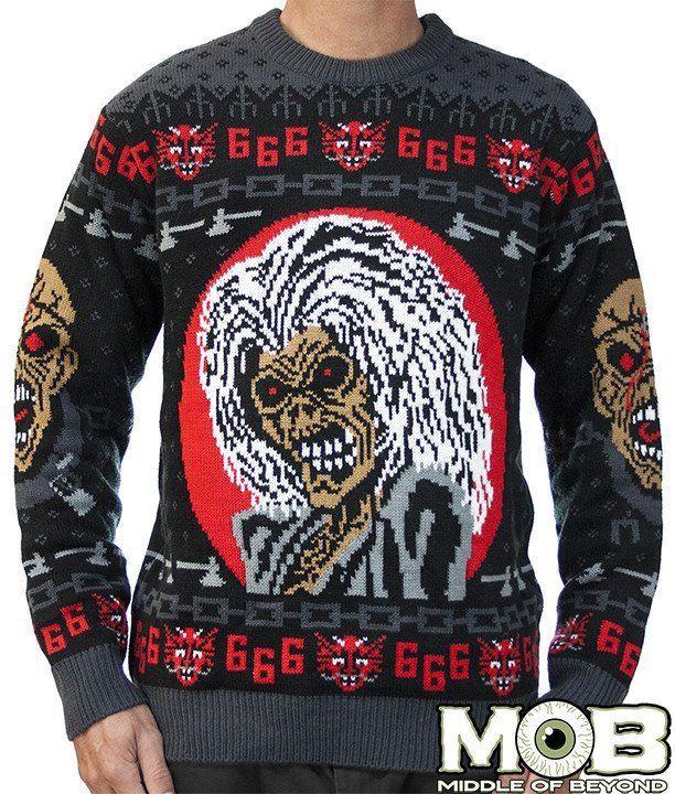 ironmaidenchristmassweater1