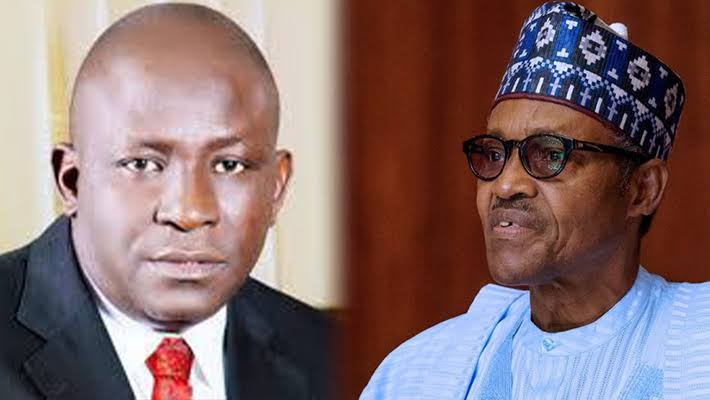 Buhari's son in law wanted