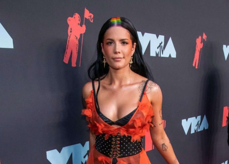 Halsey Gives Birth To Her First Child