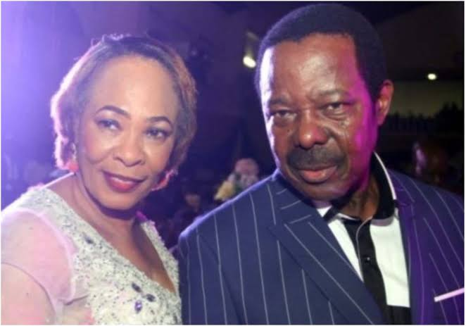 King Sunny Ade lost wife