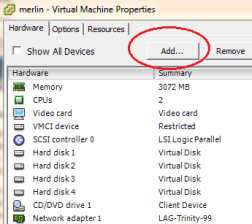 Connect a USB Device to a VM in ESXi